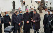 سفیر کشور از مناطقه زلزلهزده کرواسی بازدید کرد