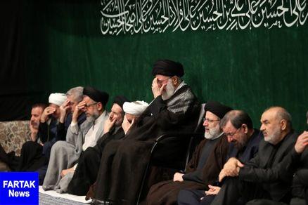 برگزاری مراسم فاطمیه در حسینیه امام خمینی به مدت ۵ شب