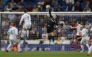 رئال مادرید در برنابئو از شکست گریخت