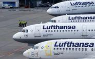 اعتصاب شرکت لوفتهانزا موجب لغو پروازها در آلمان شد