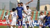 پیروزی گل گهر مقابل پیکان و توقف خانگی سپاهان در نیمه اول