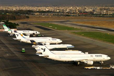 از افزایش نجومی نرخ بلیت هواپیما جلوگیری شد