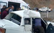 تصادف در ابرکوه یک کشته و ۶ زخمی بر جا گذاشت