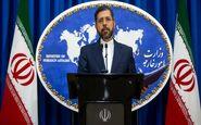 خطیبزاده: به دقت تحولات نگرانکننده در افغانستان را دنبال میکنیم