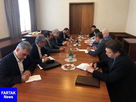 مذاکرات دوجانبه هیات های عالی رتبه فناوری ایران و روسیه آغاز شد