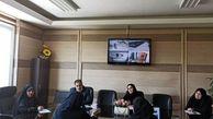  نشست مشترک مدیرکل و معاونین بهزیستی استان کرمانشاه با مسئولان موسسه خیریه کنشگران توسعه پارس