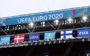 یورو ۲۰۲۰  ترکیب تیمهای ملی دانمارک و فنلاند اعلام شد