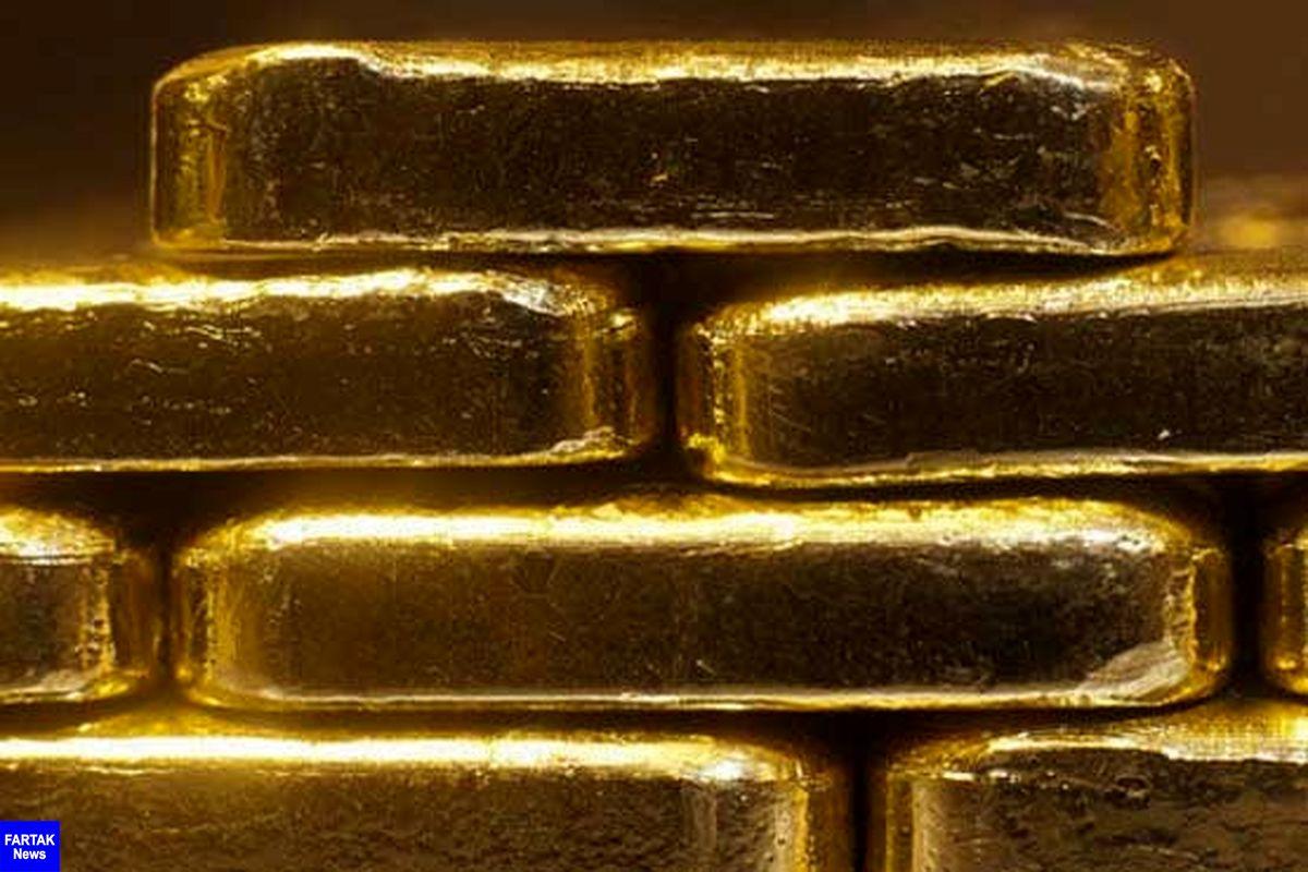 """کشف شمش طلای قاچاق با ارزش میلیاردی در """"کرمانشاه"""""""