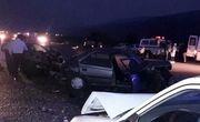 حادثه رانندگی در تبریز ۱ کشته و ۲ زخمی در پی داشت