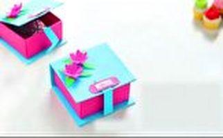 ساخت جعبه کادویی حرفهای با روشی ساده