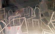 حادثه تالار عروسی سقز 11 کشته برجا گذاشت