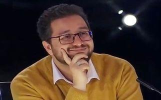 شیطنت سید بشیر حسینی با دانشجوهایش سر کلاس