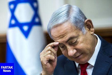 عجز نتانیاهو از حضور باشکوه ملت ایران در راهپیمایی 22 بهمن