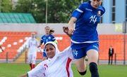 شکست سنگین تیم ملی فوتبال بانوان مقابل ازبکستان