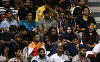 تصاویر دیدنی و آموزنده از دیدار تیم های ملی قطر و هندوستان