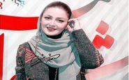 تصاویری از تیپ و ظاهر شیلا خداداد در حاشیه جشنواره فیلم فجر (عکس)