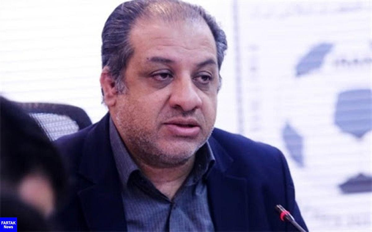 توضیحات سهیل مهدی درخصوص احتمال لغو بازی ها به خاطر آلودگی هوای تهران