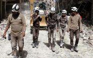 کلاه سفیدهای شبه تروریست از سوریه به اردن منتقل شدند