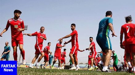 4 بازیکن پرسپولیس به ترکیه نرفتند