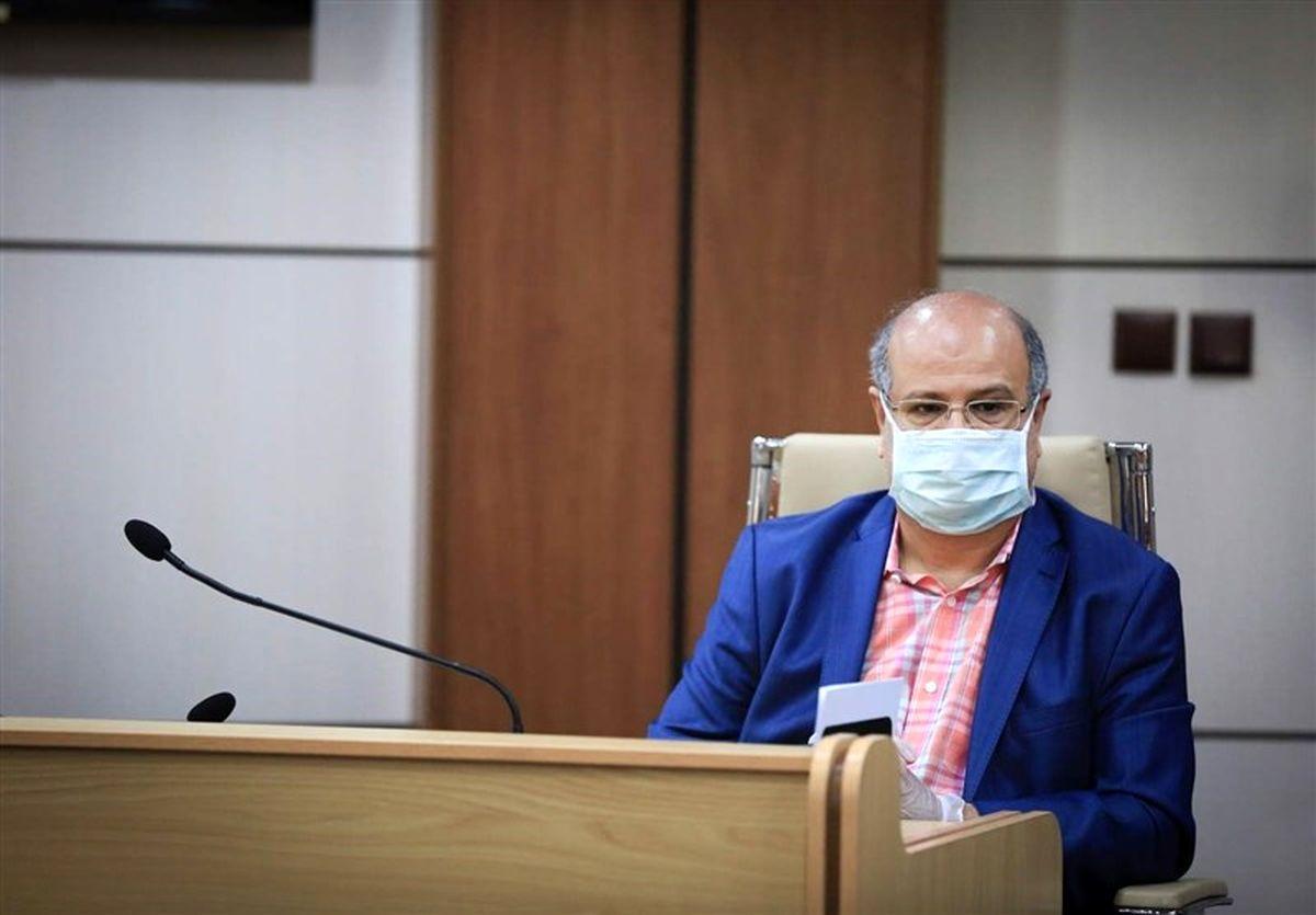 ۶۶۲ بیمار کرونایی در ۲۴ ساعت گذشته در پایتخت بستری شدند
