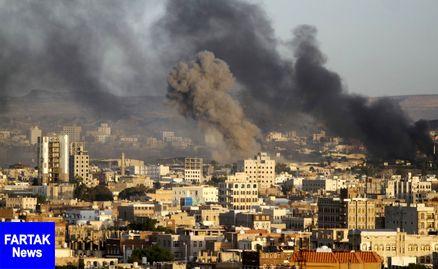 جنگنده های عربستان 30 نوبت الحدیده یمن را بمباران کردند