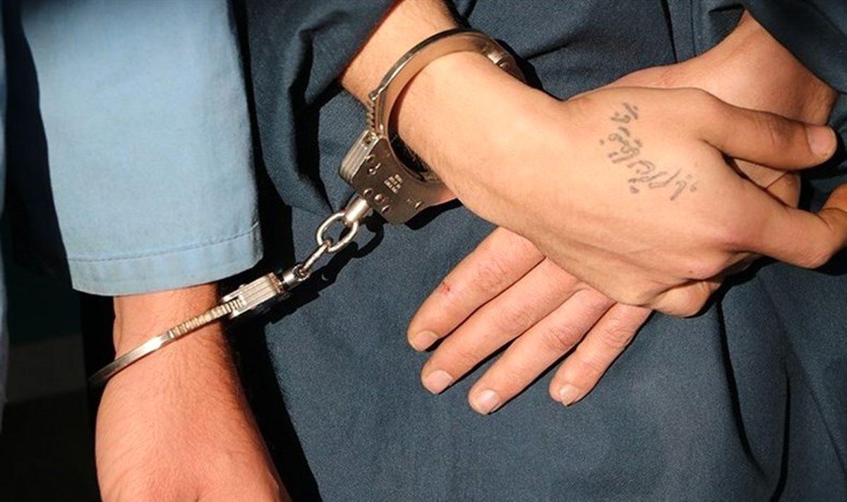 دستگیری سارقان مسلح جادهای در سراوان