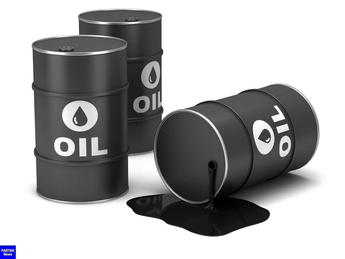 افزایش قیمت نفت به بالای 56 دلار
