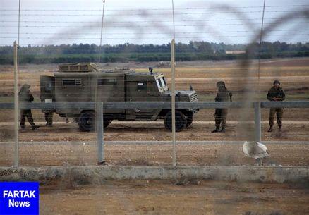شهادت یک فلسطینی به ضرب گلوله اشغالگران صهیونیست