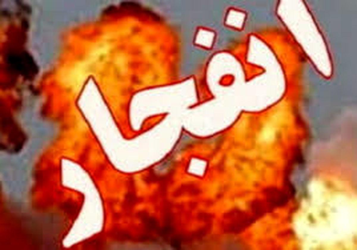 انفجار در غرب تهران / صدای انفجار در شهران تهران شنیده شد