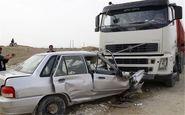 حوادث رانندگی در کرمانشاه ۸ کشته و زخمی به جا گذاشت