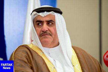 وزیر خارجه بحرین: موضع همه کشورها در رابطه با ایران دعوت به صلح و آرامش است