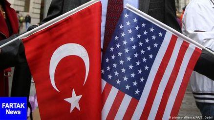 گفتوگوهای ترکیه و آمریکا برای حل اختلافات بینتیجه ماند