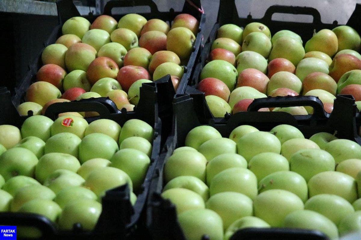 توزیع بیش از ۴۳۰۰ بسته میوه و بطری آب سیب بین بیماران کرونایی و کادر درمان کرمانشاه