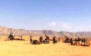 آماده باش ارتش لبنان در مرز با فلسطین اشغالی+فیلم