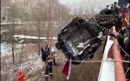 نجات راننده کامیون + فیلم