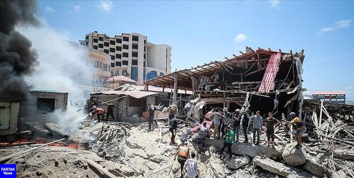 مقام فلسطینی: دو هزار خانواده در نتیجه جنگ غزه بیخانمان شدهاند