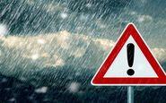 هواشناسی ایران ۱۴۰۰/۰۳/۲۶| بارشهای پراکنده در برخی مناطق
