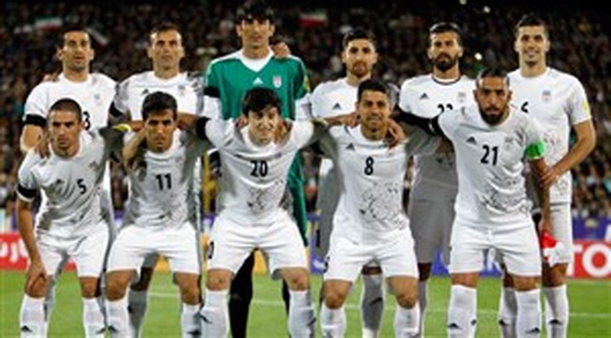 ترکیب احتمالی تیم ایران مقابل ازبکستان