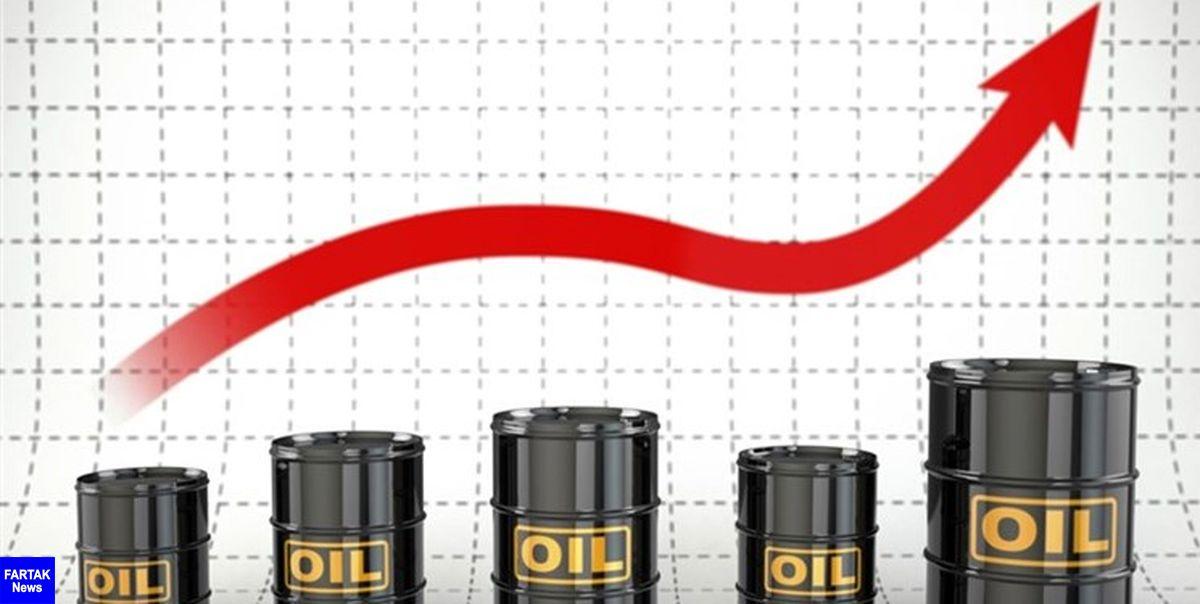 کمبود نفت در بازار قیمت را بالا برد