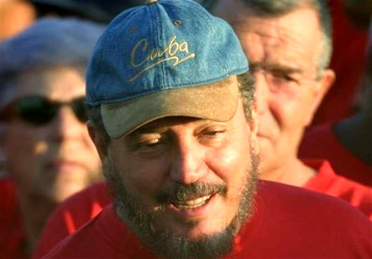 بزرگترین پسر رهبر انقلاب کوبا خودکشی کرد