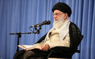 رهبر انقلاب: مقصود آمریکاییها از مذاکره این است که هرچه میگویند ایران قبول کند