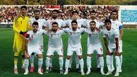 پیروزی تیم ملی فوتبال ایران برابر سوریه در نیمه نخست
