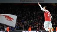 غیبت هافبک ارمنستانی آرسنال در فینال لیگ اروپا